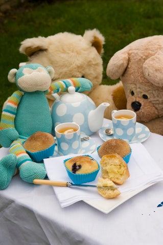 Petit tea cakes