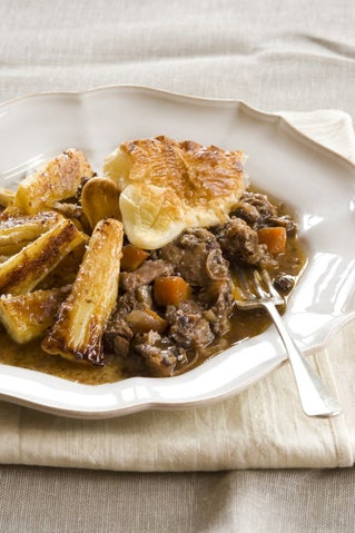 Braised oxtail (slow cooker)