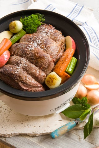 Country beef pot roast