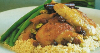 Sweet Chicken And Pear Casserole