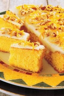 Wattle Cake