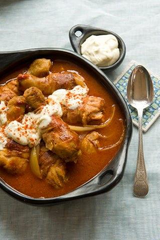 Paprika chicken