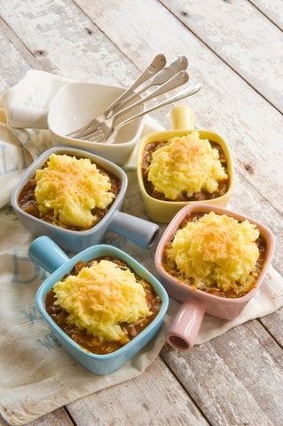 Slow-cooker shepherd's pie