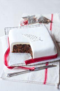 Tui Flower's Christmas Cake
