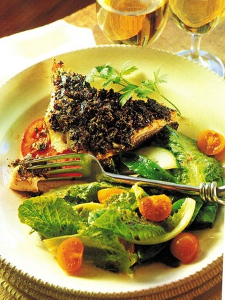 Spicy BBQ Fish