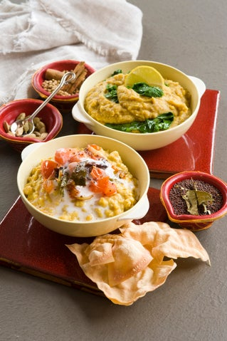 Simple moong dal