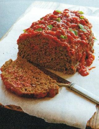 Spiced Meatloaf