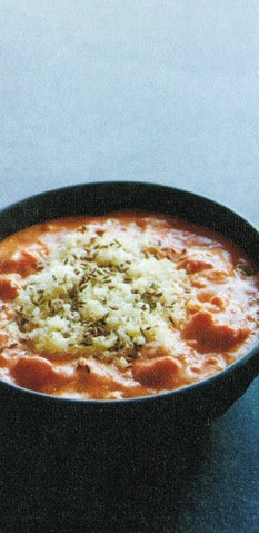 Hot cheese and chilli dip