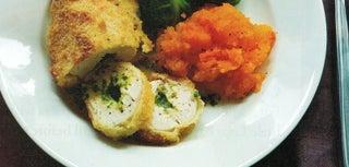 Gourmet chicken kiev