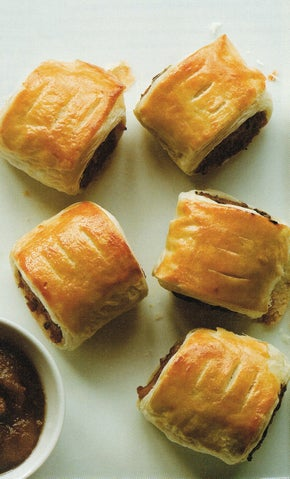 Classic sausage roll