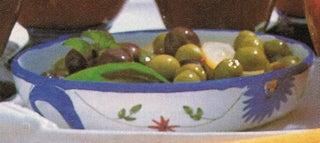 Chilli spiced olives
