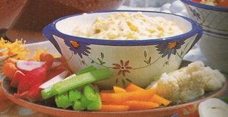 Corn relish dip