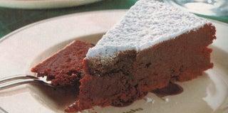 Debbie's chocolate fudge cake
