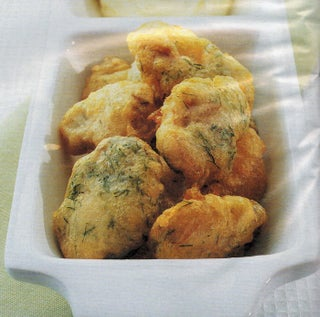 Oysters In Beer Batter
