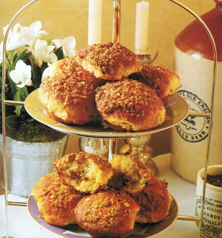 Passionfruit muffins