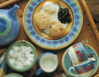 Rich tea scones