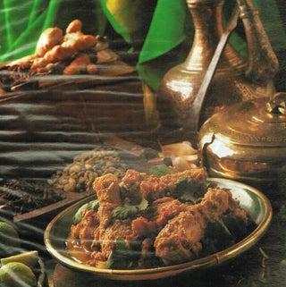 Hot madras chicken