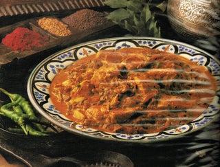 Fish curry in coconut milk