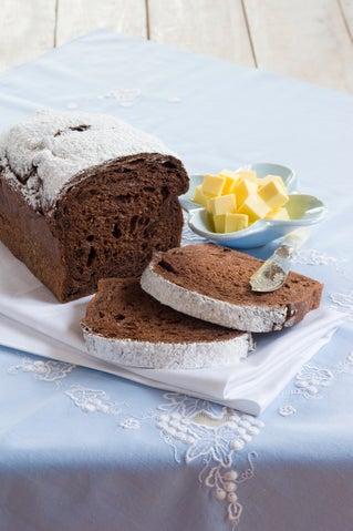 Chocolate Raisin Bread