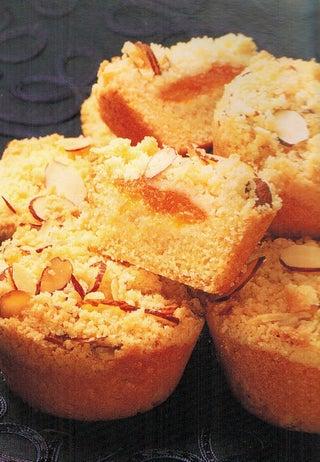 Mini Apricot Kuchen