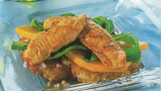 Cod with rosti