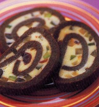 Glace spinning-wheel slice