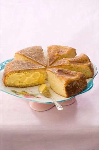 Mum's Tea Cake