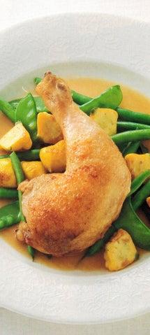 Summer tarragon chicken