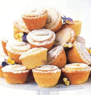 Easy fruit mince tarts