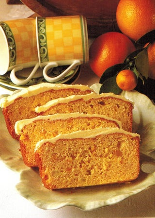 Sour Cream And Lemon Loaf