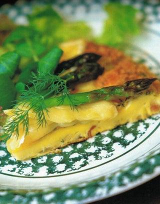Asparagus  And Dill Frittata