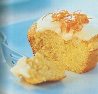 Mini Lemon And Almond Cakes