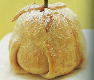 Apple Dumplings In Cardamom Pastry