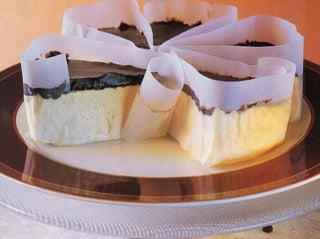 Frozen Baileys Cheesecake