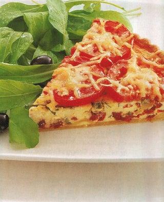 Summer's best tomato tart