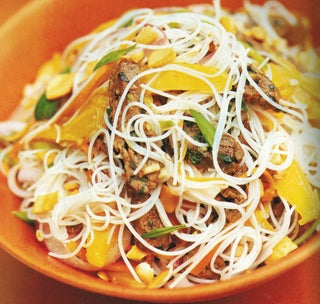 Vietnamese Minted Beef Salad