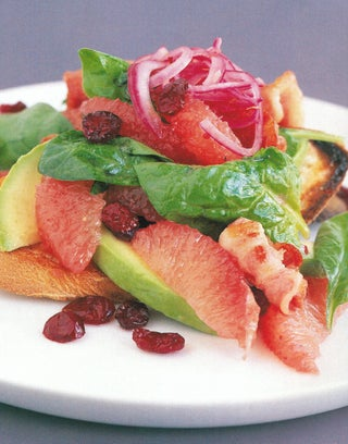 Bacon And Cranberry Salad