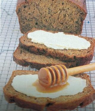 Manuka Honey Banana Loaf