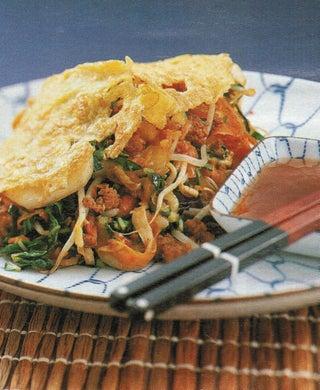 Bok Choy And Lamb Curry Stir Fry