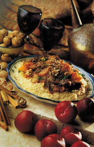 Beef Tagine With Tomatoes