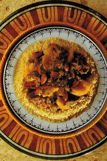 Lamb And Orange Tagine With Currants