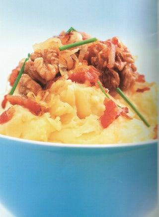 Autumn Mashed Potatoes