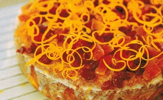 Ricotta Cake With Limoncello Syrup