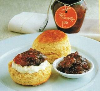 Fig And Orange Jam