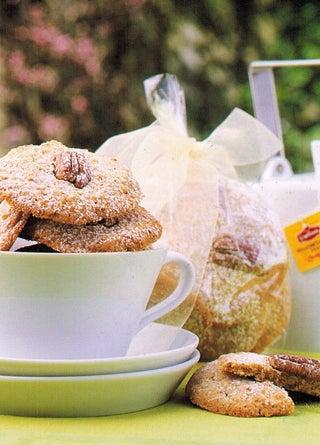Cinnamon And Pecan Cookies