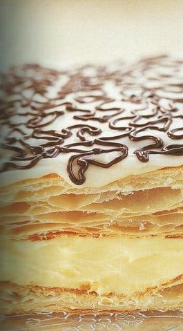Creamy Custard Slice