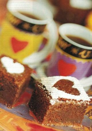 Lover's Chocolate Cake