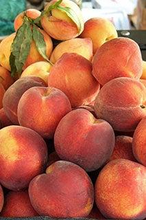 Peach and Preserved Lemon Chutney