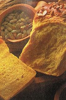 Pumpkin And Basil Bread