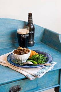 Beef And Guinness Casserole